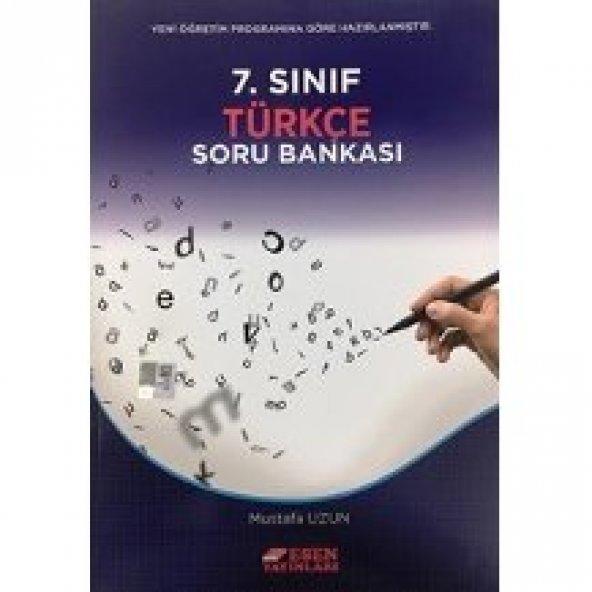7. Sınıf Türkçe Soru Bankası Esen Yayınları