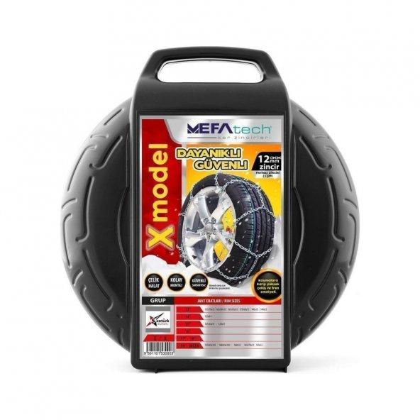 Mefa Tech Takmatik Kar Zinciri 215x50x17