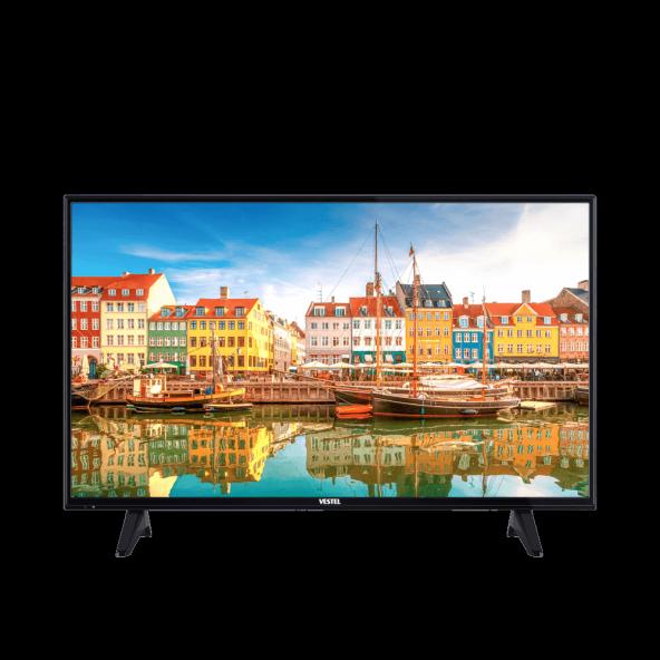 VESTEL 40FD5050 40 '', 102 EKRAN, UYDU ALICILI FULL HD LED TV