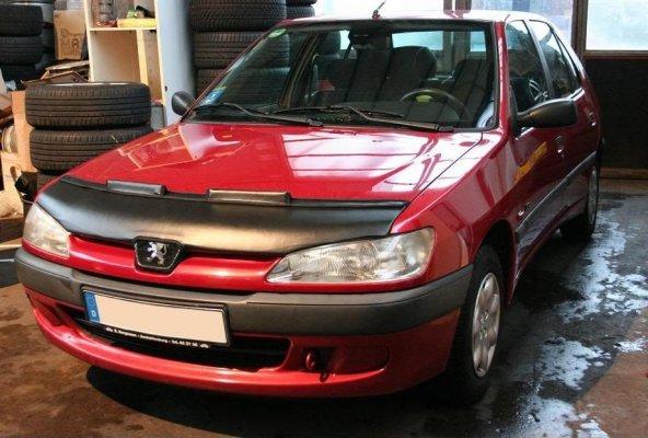 Peugeot 106 GTI 1996-2003 Kaput Koruyucu Deri Maske