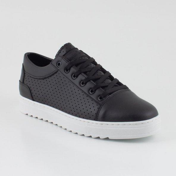 Siyah Günlük Erkek Ayakkabı - CC177