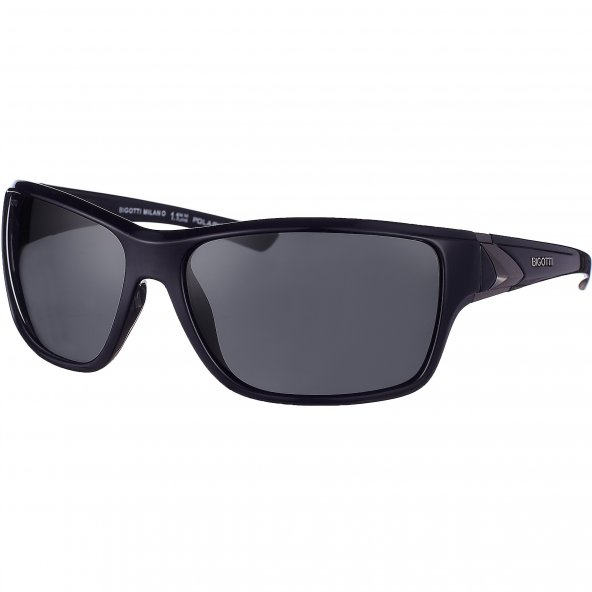 Bigotti Milano BM1093-1 Polarize Camlı Kemik Erkek Güneş Gözlüğü