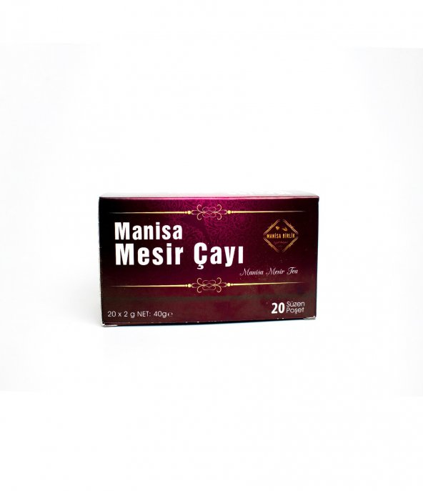 Manisa Mesir Macunu Çayı 40gr