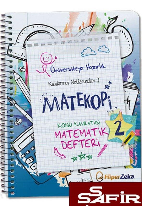 Kankamın Notlarından Matekopi Konu Kavratan Matematik Defteri 2 H