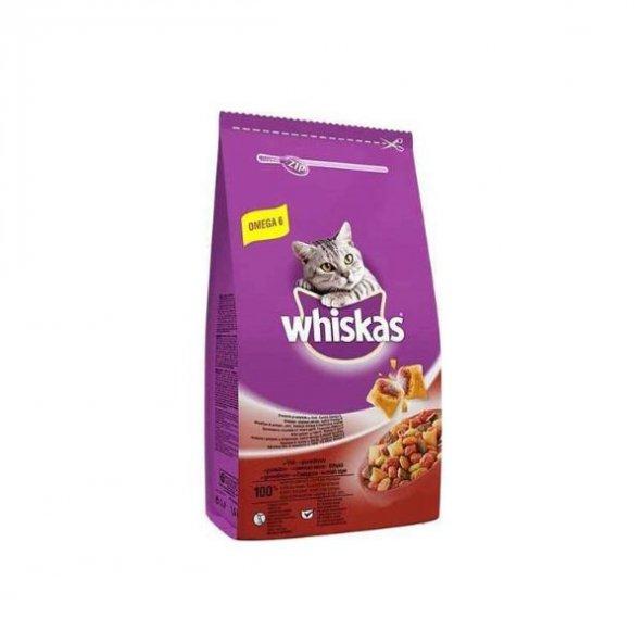 Whiskas Sığır Etli Yetişkin Kuru Kedi Maması 300gr