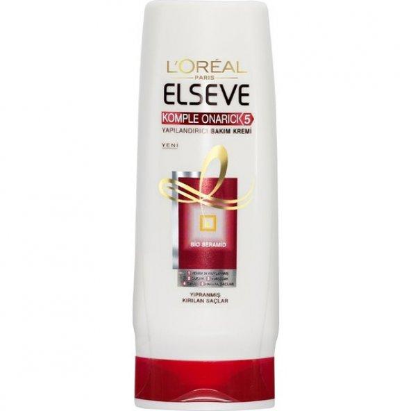 Elseve Komple Onarıcı Saç Krem 550 Ml