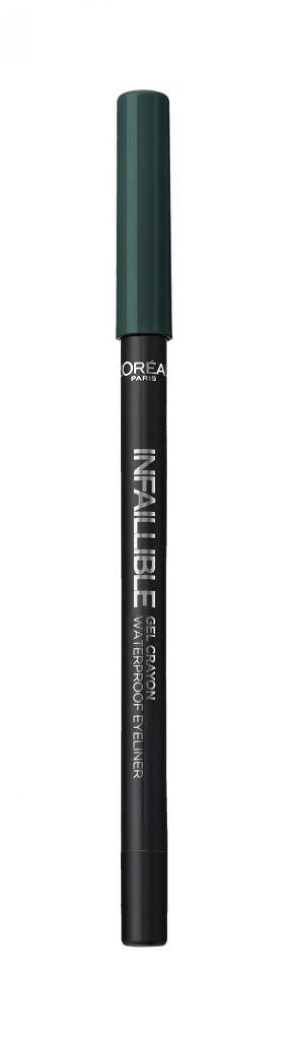 Loreal Paris Waterproof Crayon Eyeliner 17 Christmas