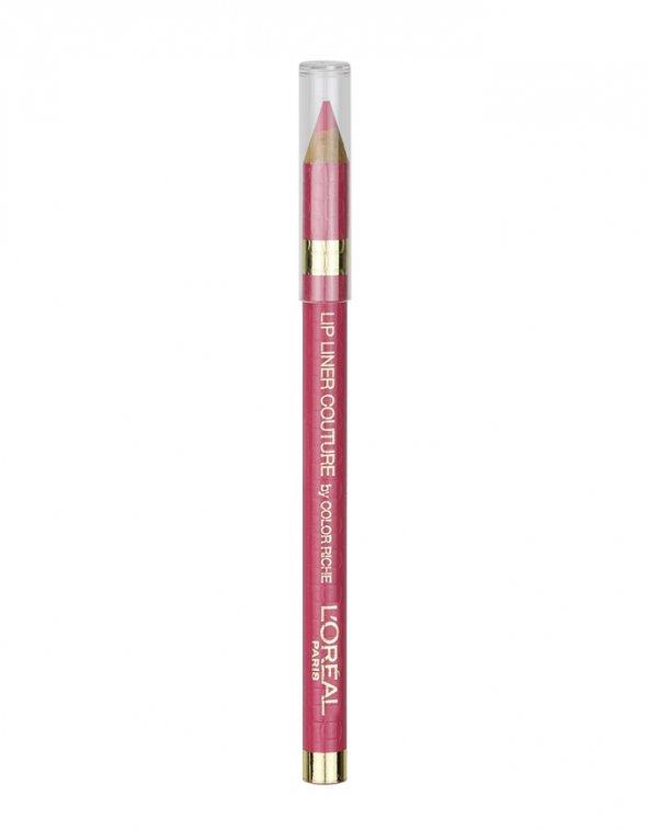 Loreal Lpmu Lipliner Cr 285 Pink Fever