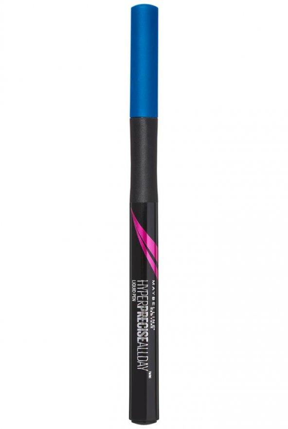Maybelline Hyper Precise All Day Eyeliner 760 Sapphire Blue