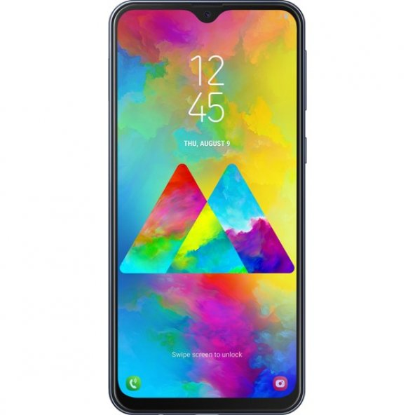 Samsung Galaxy M20 32GB Siyah (Samsung Turkiye Garantili)