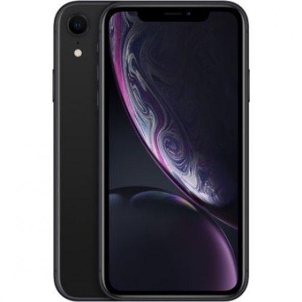 Apple iPhone XR 64 GB Siyah (Apple Türkiye Garantili)