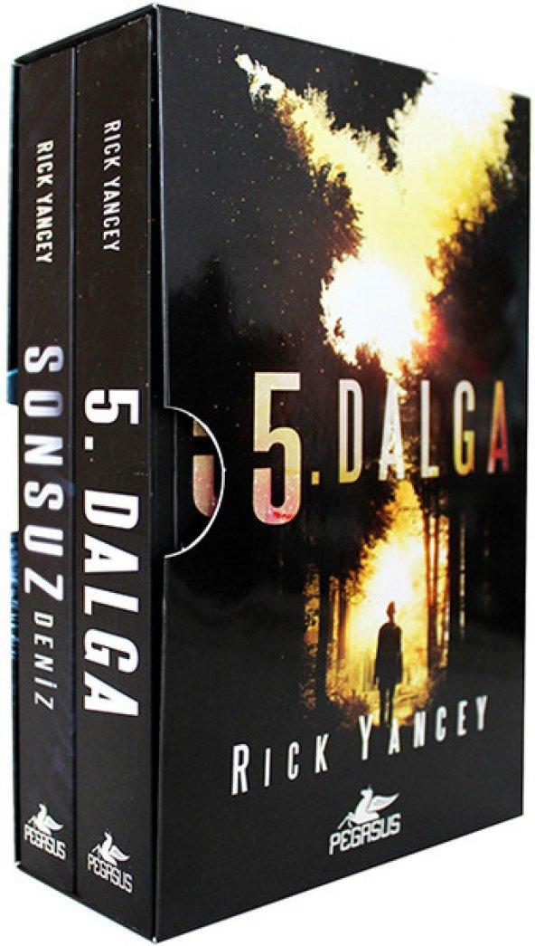 5. Dalga Serisi Kutulu Set (2 Kitap)