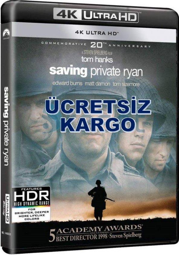 Saving Private Ryan - Er Ryanı Kurtarmak 4K Ultra HD Tek Disk