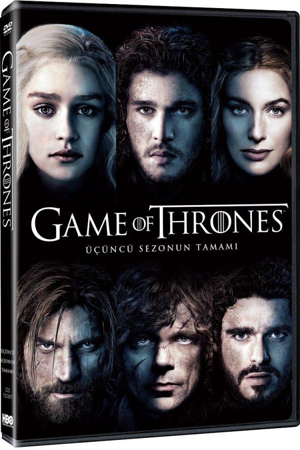 Game Of Thrones Season 3 DVD (5 Disk)