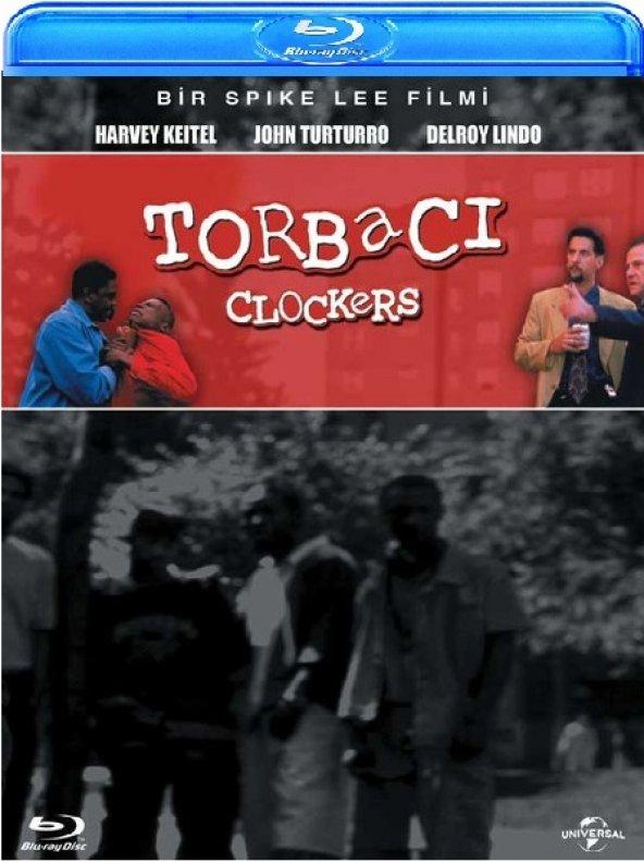 Clockers - Torbacı Blu-Ray