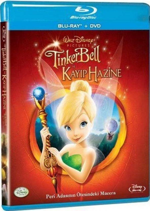 Tinker Bell ve Kayıp Hazine Blu-Ray+DVD