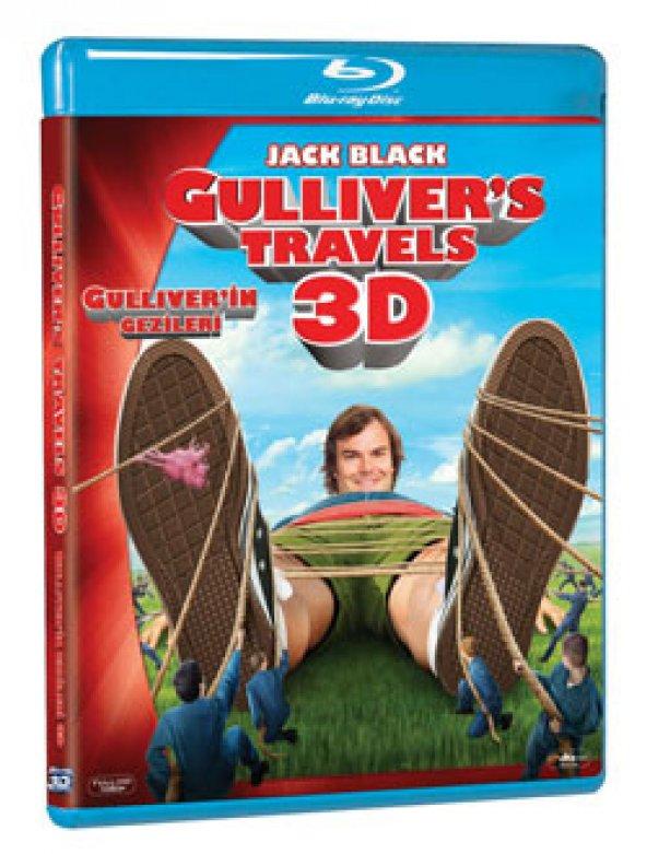 Gullivers Travels - Güliverin Gezileri 3D Blu-Ray