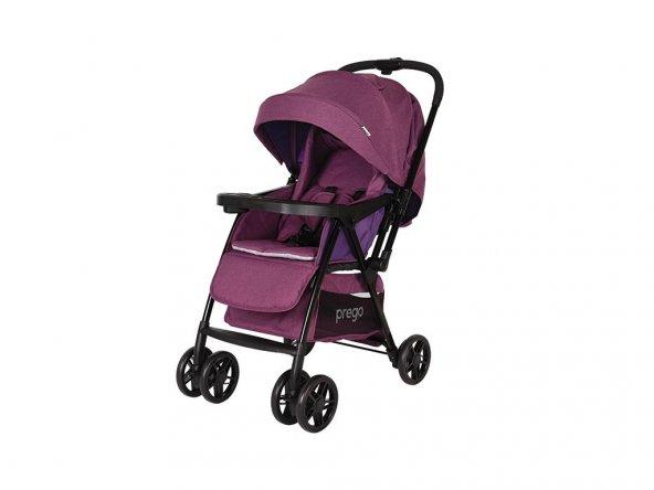 Prego 2095 Picallo Çift Yönlü Bebek Arabası Lila