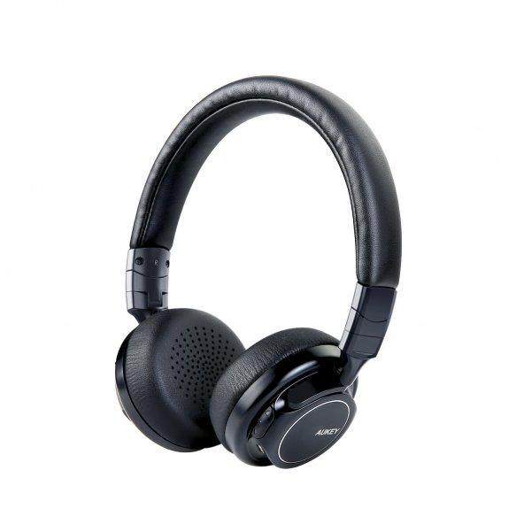 AUKEY EP-B36  Katlanabilir Kablolu + Kablosuz Bluetooth Kulaklık