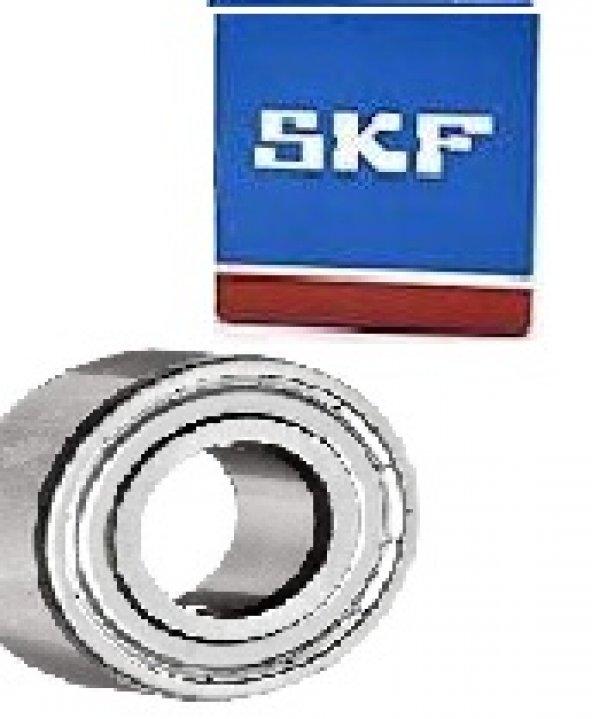 SKF 6301-2Z/C3  Rulman  12X37X12  (Metal Kapaklı )