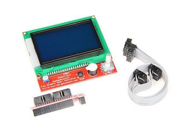 RepRap Ramps 1.4 128x64 Grafik Ekran Kiti