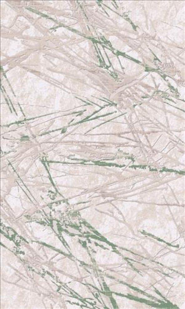 Yeşil Vizon Modern Salon Halısı - HS91452C