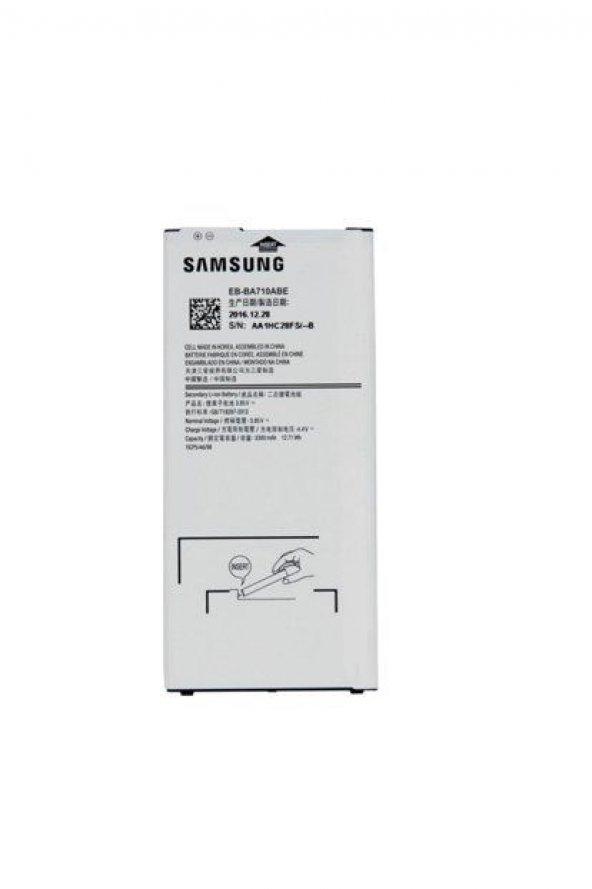 Samsung Galaxy A7 2016 BATARYA PİL A++ A710