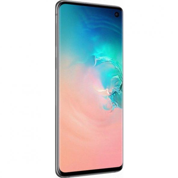 Samsung Galaxy S10 128 GB Beyaz (Samsung Türkiye Garantili)