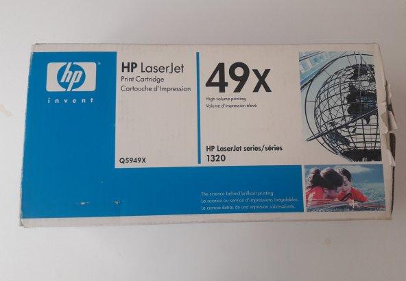 HP Q5949X (49X) SİYAH ORJİNAL LASER TONER