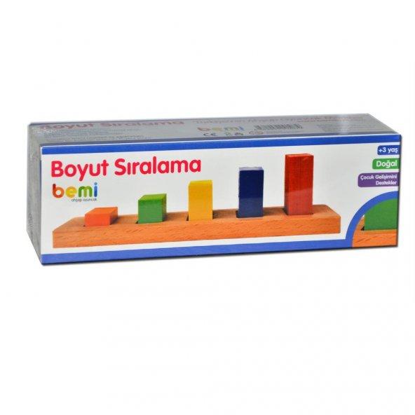 1079 BEMİ BOYUT SIRALAMA