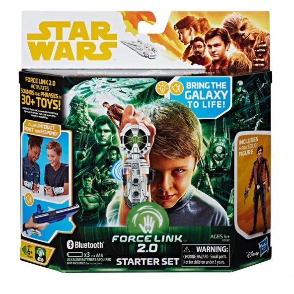 E0322 SW Force Link 2.0 Başlangıç Seti /Star Wars +4 yaş