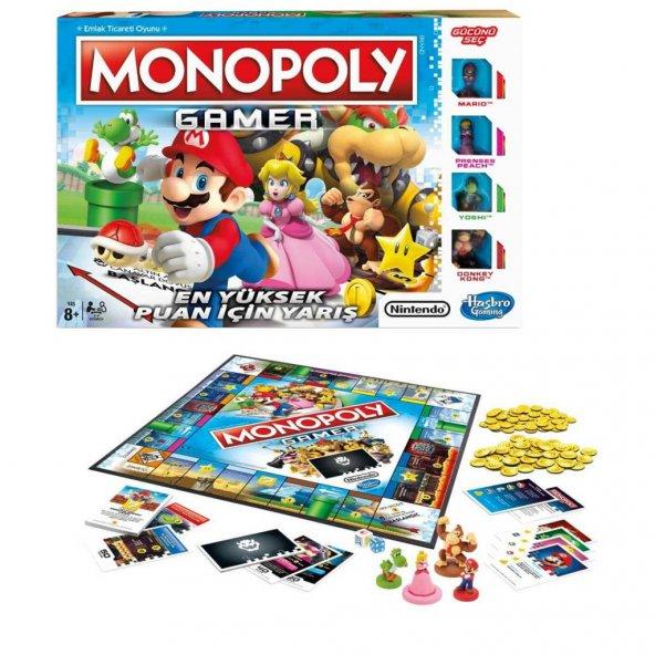 C1815 MONOPOLY GAMER /Özel Kampanya Fiyatı