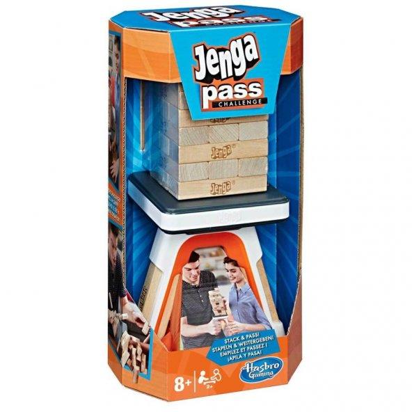 E0585 JENGA PASS //Özel Kampanya Fiyatı