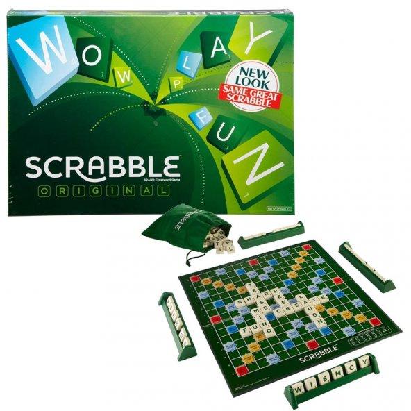 Y9592 Scrabble Original - English /Aile- Kutu Oyunları