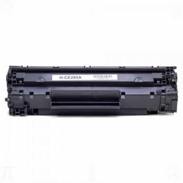 GrossOfis HP CE285A 85A / CB435A 35A UYUMLU MUADİL SİYAH LASER TONER 10lu paket
