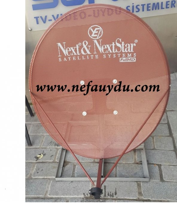 Next 90 cm Ofset Delikli Çanak Anten