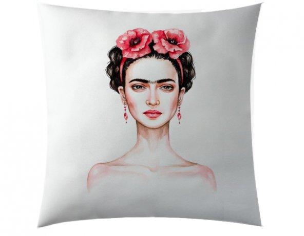 Frida Portre Kırlent