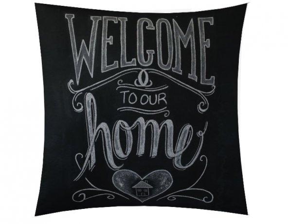 Welcome Home Kırlent