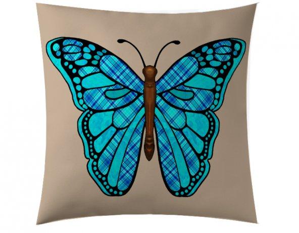 Butterfly Kırlent
