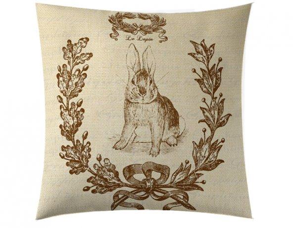 Klasik Tavşan Kırlent