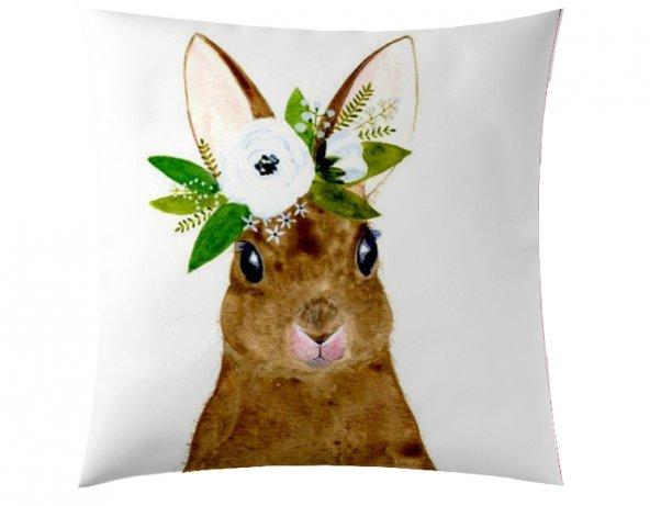 Çiçekli Tavşan Kırlent