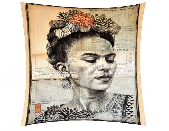 Pul Frida Kırlent