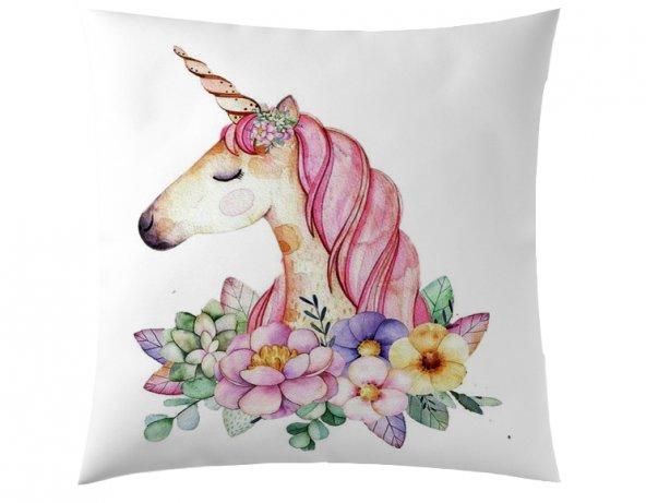 Unicorn Bahçesi Kırlent