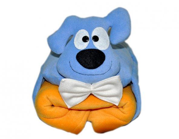 Mavi Köpekli Battaniye Takımı