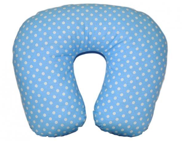 Mavi Boyun Yastığı