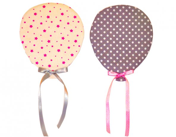 2 Li Pembe Balon