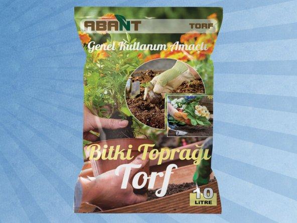 TOPRAK  TORF TOPRAĞI 5  ADET 10 LT LİK