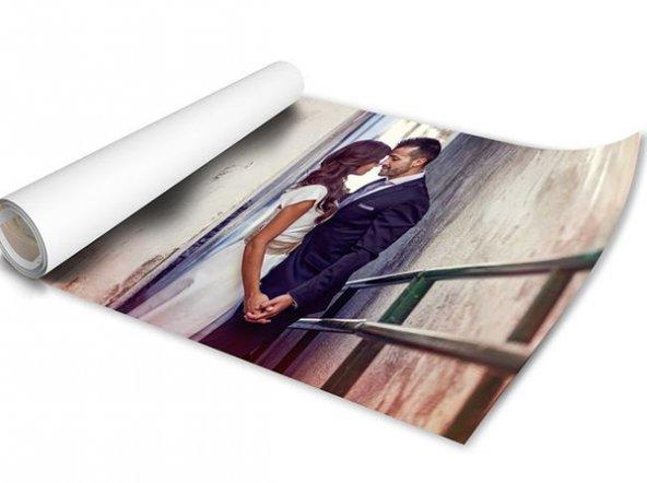 50x70 cm Kişiye Özel Orijinal Poster Fotoğraf Baskısı