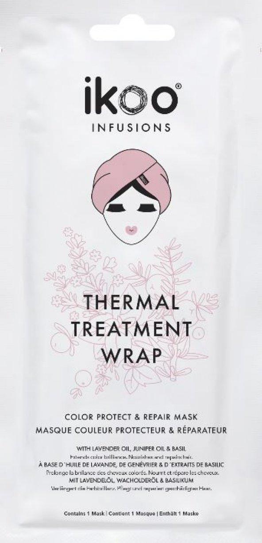 ikoo Saç Maskesi Termal Tedavi Bezi – Protect & Repair
