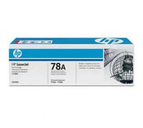HP CE278A (78A) SIYAH TONER 2.100 SAYFA